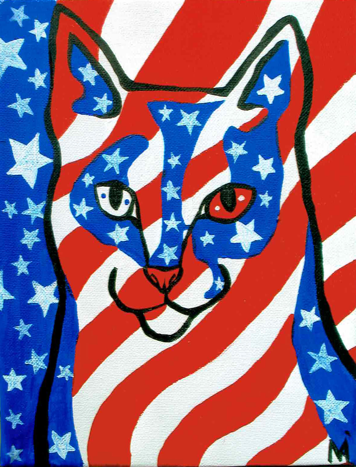 American Alley Cat I