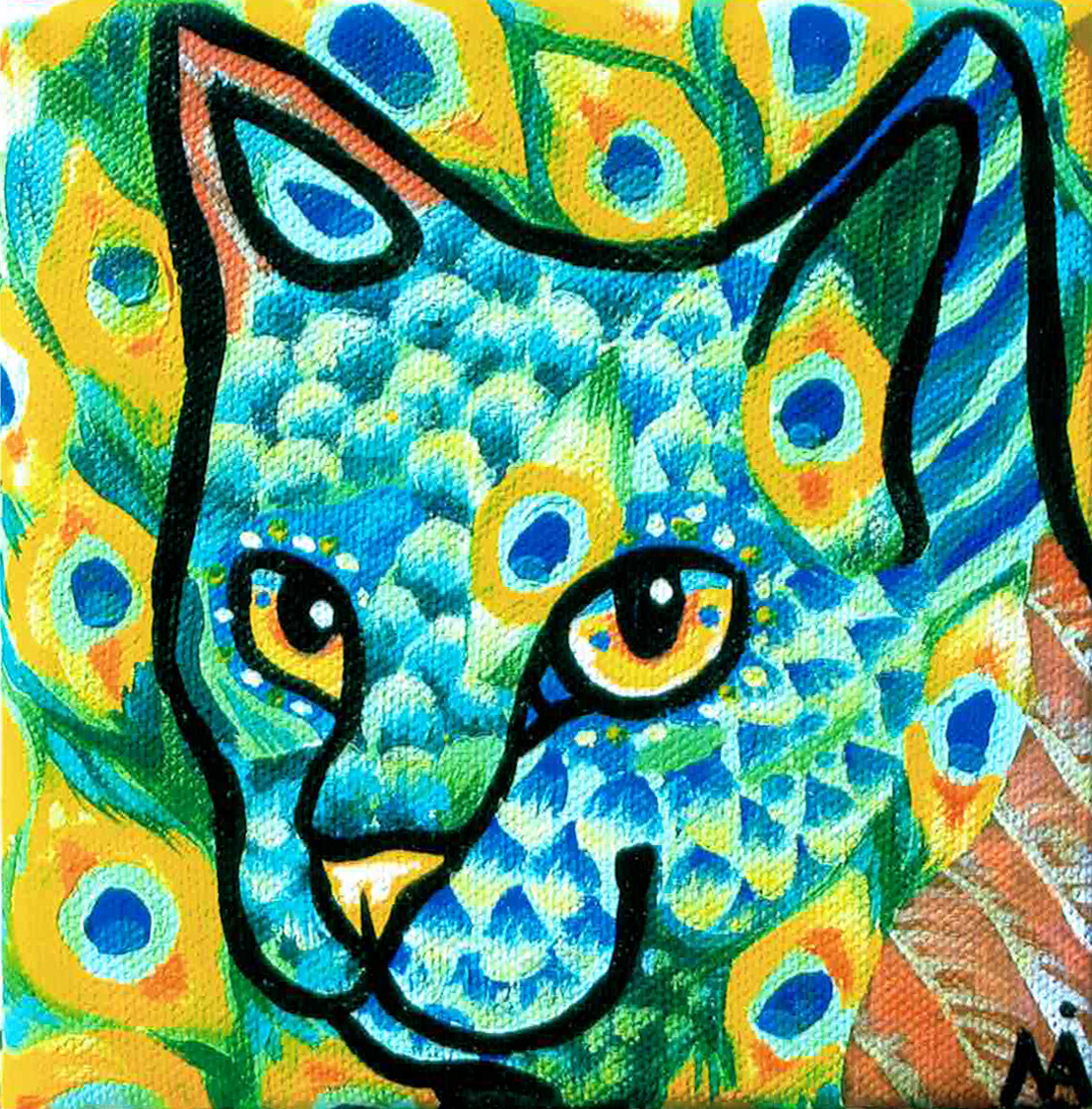 Peacock Alley Cat II